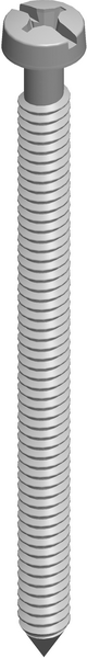 SET VIJAKA 3,5x50 50/1 - CM19