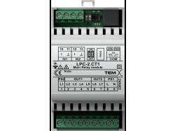 KONTROLNA JEDINICA 2x16A 250V~ - EM49