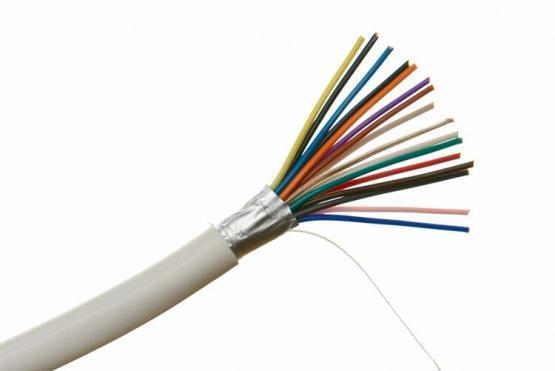 Security kabel  12x22+2x0,75