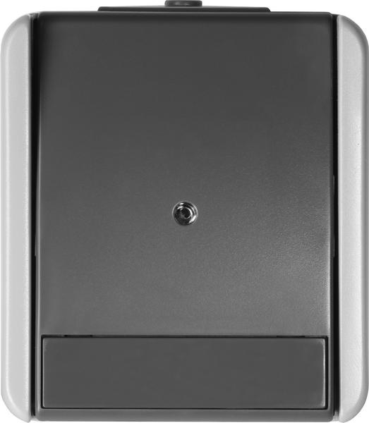 SKLOPKA JEDNOPOLNA IP44 10AX 250V~ GY TI - SF10GYTI