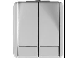 SKLOPKA SERIJSKA IP44 10AX 250V~ PW - SF50PW