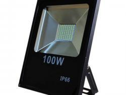 100W SMD LED FLOODLIGHT 6000K  IP66