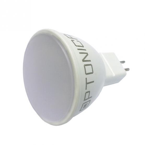 LED SPOT MR16 5W/12V 110° SMD 6000K