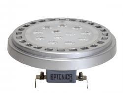 LED AR111/G53 15W/12V 30°  EPISTAR 4500K