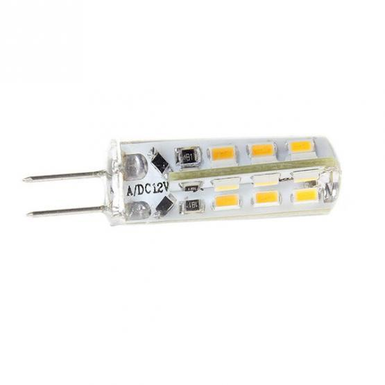 LED BULB G4 2W/12V 2700K