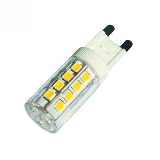 LED BULB G9 SMD 2W/220V 2700K