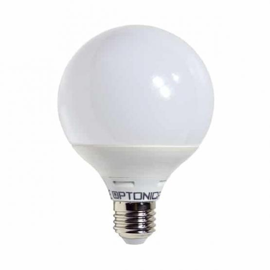 LED BULB E27 G95 12W 170-265V DIMMABLE 2700K