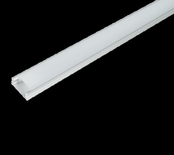 ELM718/1-1000 AL PROFIL NADGRADNI ZA LED TRAKU, 1M