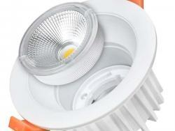 35W LED COB DOWNLIGHT ROUND 4500K