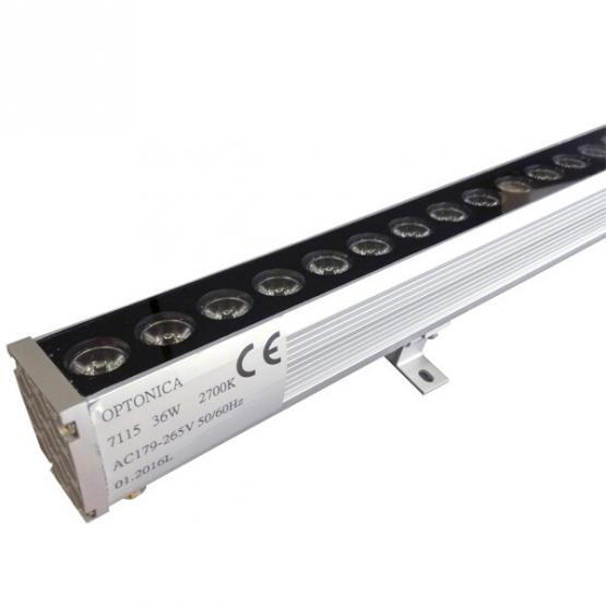 36W/220V LED WALL WASHER 1M  IP65 EPISTAR