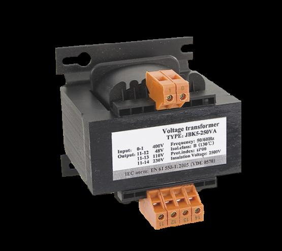 KONTROLNI TRANSFORMATOR EVT5-1000VA 230/48V-36V