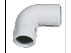 PVC CIJEV MALA 90 EC fi16 IP40