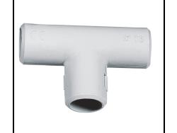 PVC T-SPOJNICA EC fi16 IP40