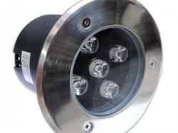 5W / 220V LED OUTDOOR BUILT-IN SPOTLIGHT 6000K