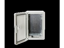 PP3001 PLASTIČNI ORMAR ABS-PUNA VRATA IP65