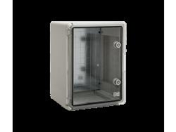 PP3011 PLASTIČNI ORMAR ABS-PROZIRNA VRATA IP65