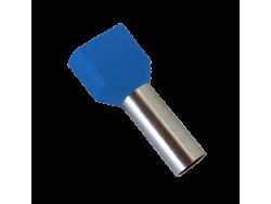 IZOLIRANI KABEL TERMINALI T?7508/PLAVI (100 kom. po pakiranju)