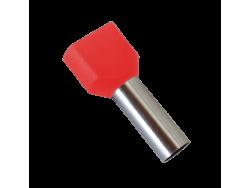 IZOLIRANI KABEL TERMINALI T?1008/CRVENI (100 kom. po pakiranju)