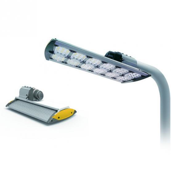 LED STREET LAMP 120W NEUTRAL WHITE LIGHT  5700K