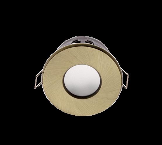 SA-044 SPOT SVJETILJKA ZA KUPAONICU IP44 CRVENA ANTIKNO BRONČANA