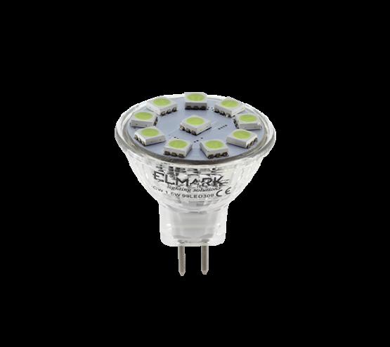 LED10SMD 1,5W G4 WW