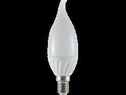 LED PLAMEN 3,5W E14 230V WW