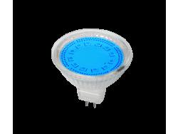 LED ŽARULJA MR16 SMD2835 3W G5,3 12V 3000K PLAVA