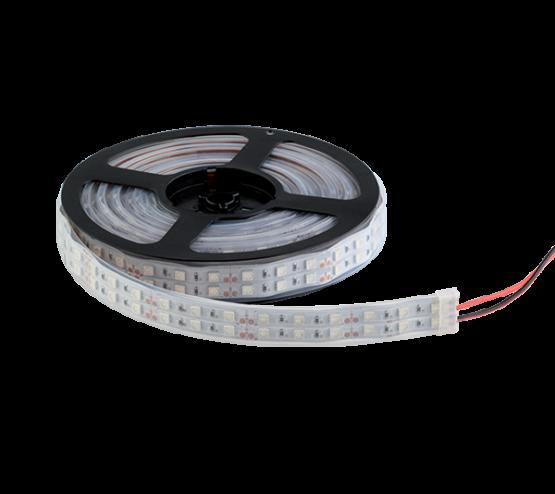 LED  TRAKA LED600 5050 12V/DC IP65 2X60PCS/1M  HLADNA BIJELA