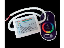 TOUCH SCREEN RF KONTROLER FOR RGB STRIP 12V 18A