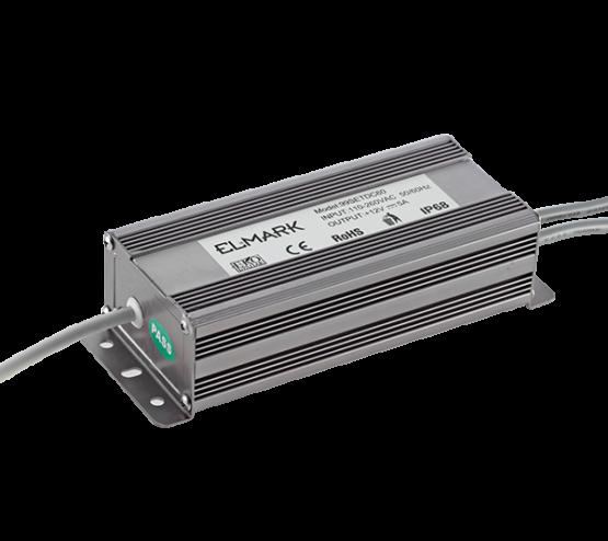 SETDC100I TRANSFORMATOR ZA LED 100W 230AC/12VDC IP67