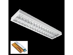 LENA-V SA LED (1200MM) 2X18W 6400K BM 1195X295mm SA PANIK MODULOM