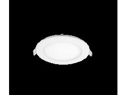 LED PANEL OKRUGLI 12W 4000K-4300K BIJELO ?150MM