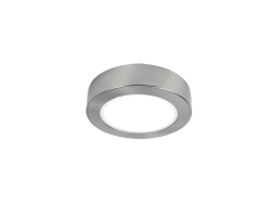 LED PANEL OKRUGLI NADRGRADNI 13W 2700K-3000K SATIN NIKL ?175MM