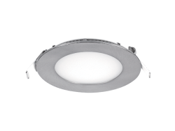 LED PANEL OKRUGLI 8W 2700K-3000K SATIN NIKL?120MM
