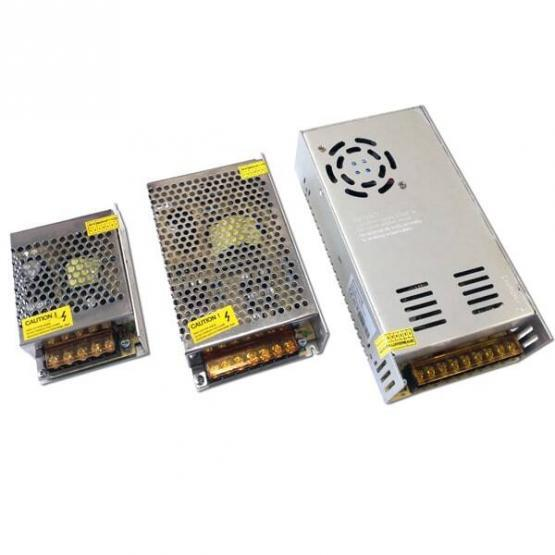 LED STRIP POWER SUPPLY 250W 24V 10A  METAL