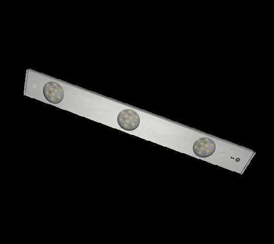 LED SVJETILJKA CAB-12 LED 27SMD5050 7W 12VDC 2900K