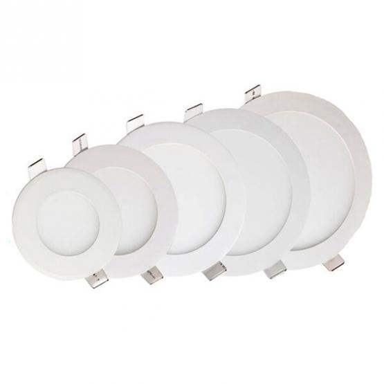 24W LED BUILT-IN MODULE ROUND 6000K