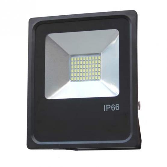 30W SMD LED FLOODLIGHT  IP66 2700K