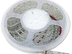 LED STRIP 12V 3528 60 SMD/M 4,8W IP65 PLAVA