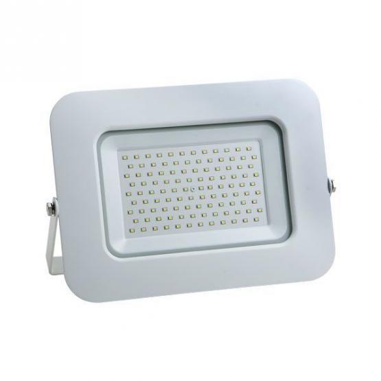 LED SMD Floodlight White Epistar Chip Premium Line 5 Years Warranty 100W Warm white