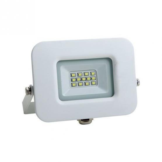 LED SMD Floodlight White Epistar Chip Premium Line 5 Years Warranty 10W Neutral white