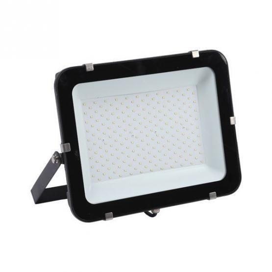 LED SMD Floodlight Black Epistar Chip Premium Line 5 Years Warranty 300W White light