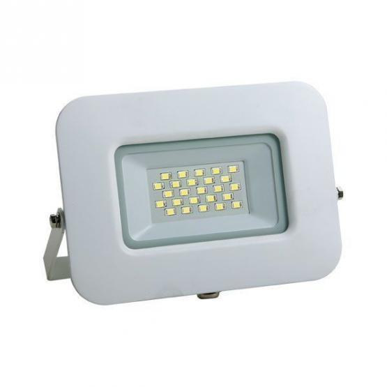 LED SMD Floodlight White Epistar Chip Premium Line 5 Years Warranty 20W Neutral white