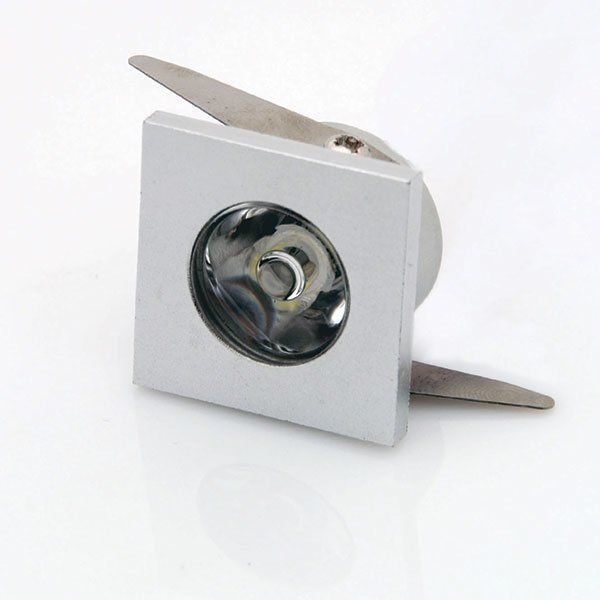 LED Built-In Downlight Square Mini Module 1W White light