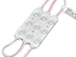 LED Lens Module 3 2835 1.5W Blue