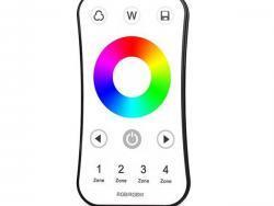 LED RGB/RGBW Remote Sensor 4 Zones RF 2.4G R8 None None