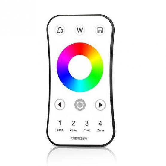 LED RGB/RGBW Remote Sensor 4 Zones RF 2.4G R8 None None