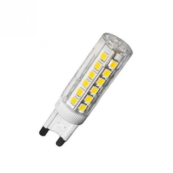 LED Bulb G9 Dimmable Blister Pack 6W White light